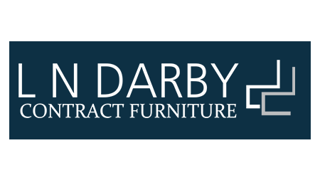 Darby Logo is a client of Flo Web Design Ltd