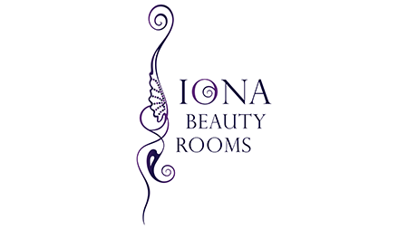 Iona Beauty Rooms Logo is a client of Flo Web Design Ltd