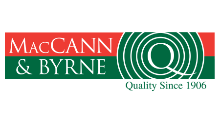 Maccann And Byrne Logo is a client of Flo Web Design Ltd