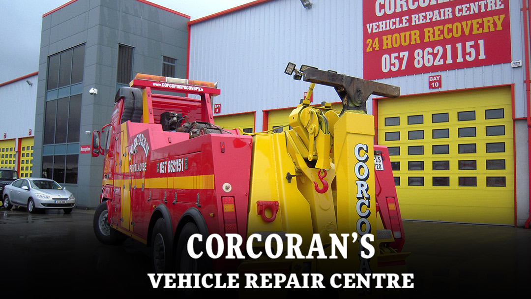 Other related project: Corcoran's Vehicle Repair Centre