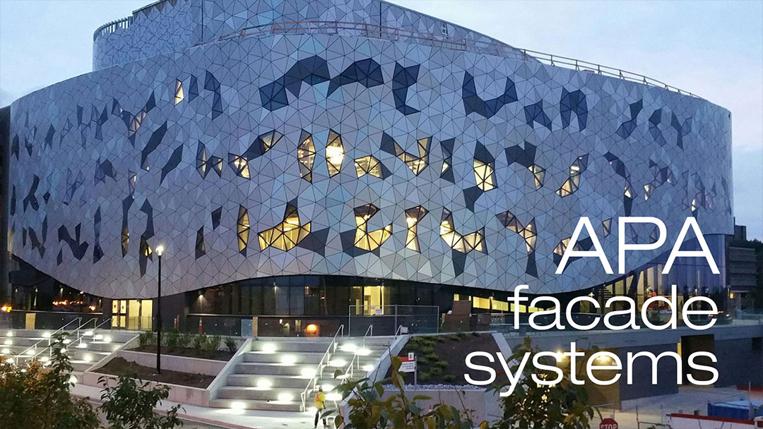 Other related project: APA Facade Systems