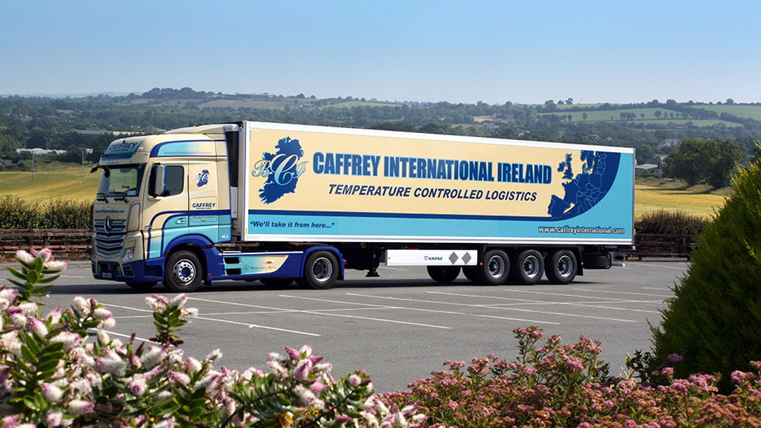 Other related project: Caffrey International Transport