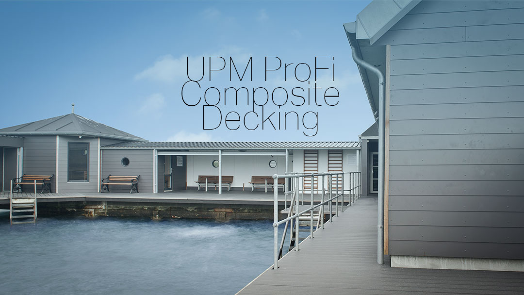 Other related project: UPM Profi Composite Decking (Mac Cann and Byrne)