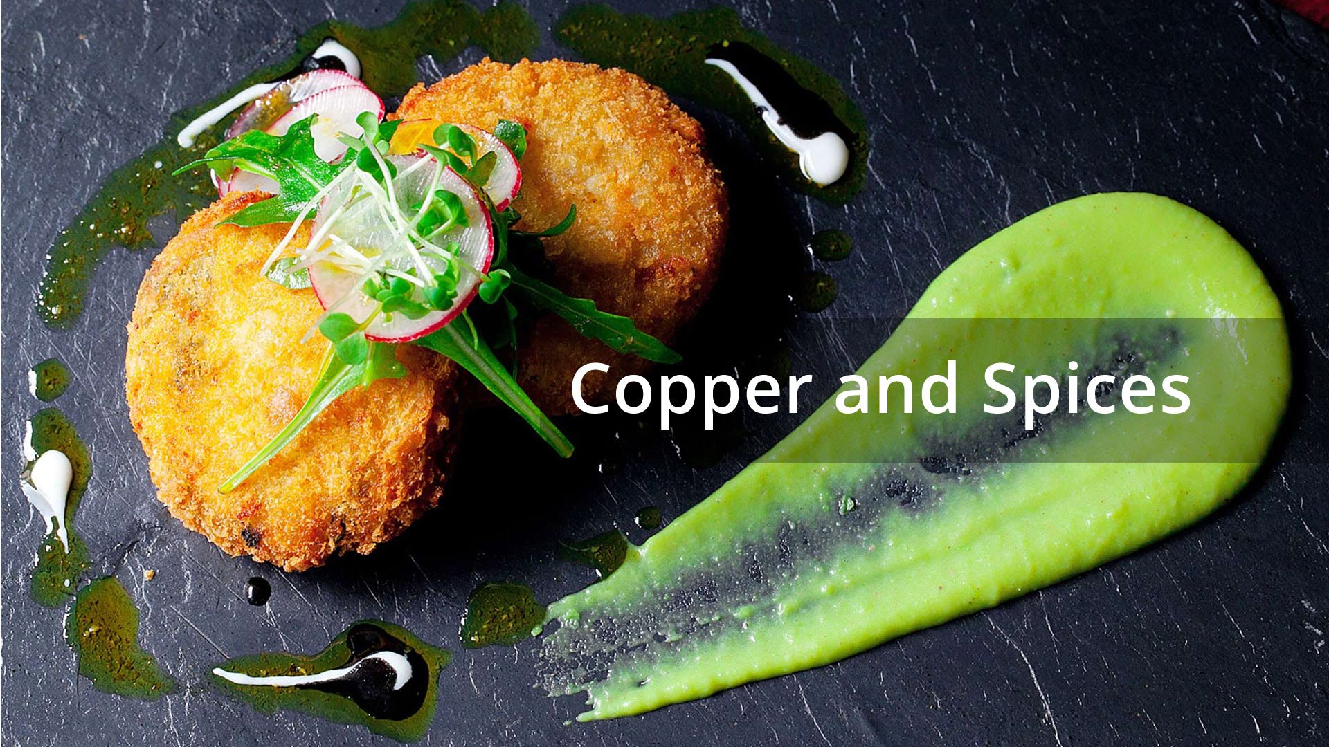 Portfolio: Copper & Spices