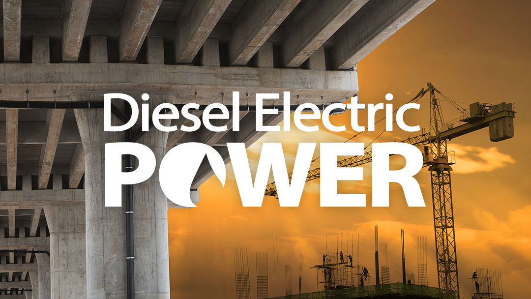 Other related project: Diesel Electric Power