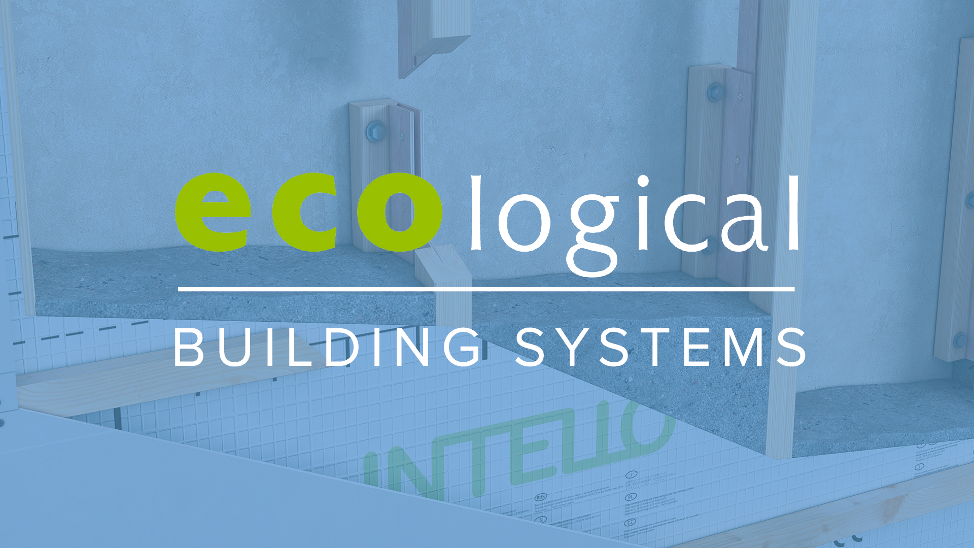 Portfolio: Ecological Building Systems UK and Ireland