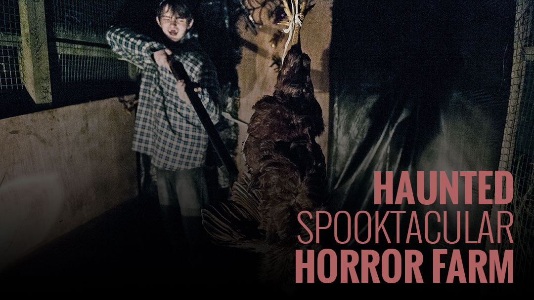 Other related project: Haunted Spooktacular