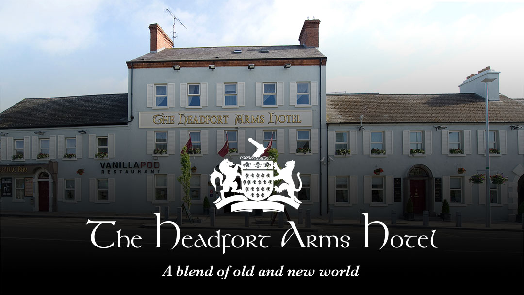 Other related project: The Headfort Arms Hotel