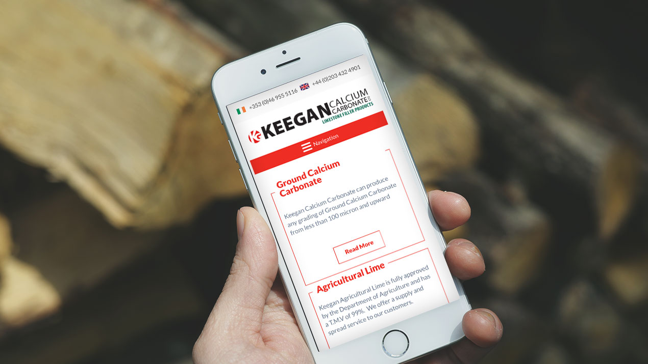 Portfolio: Keegan Group