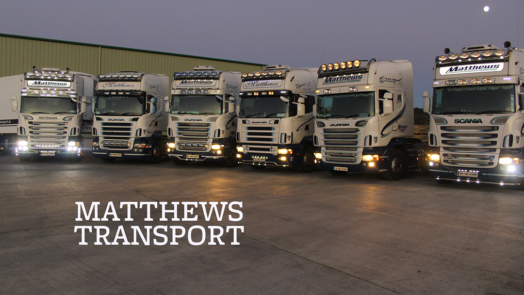 Other related project: Matthews Transport