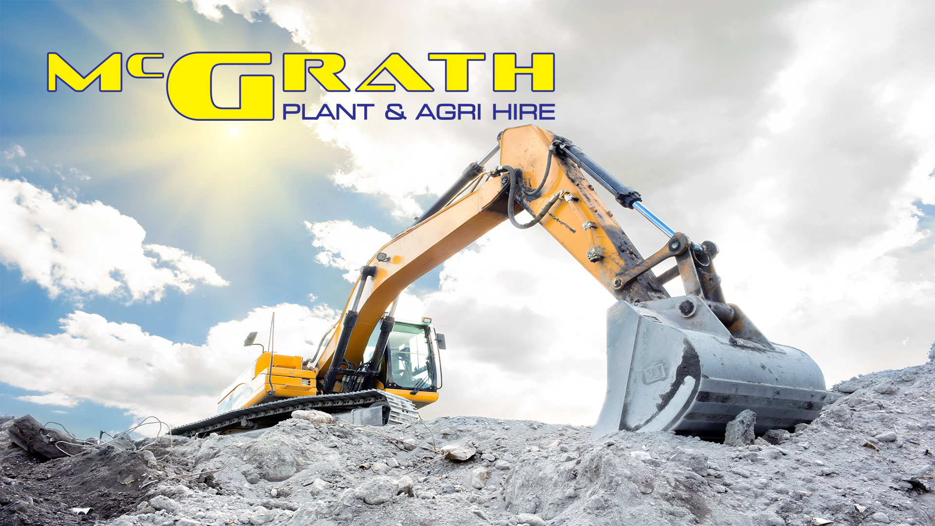 Portfolio: McGrath Plant & Agri Hire
