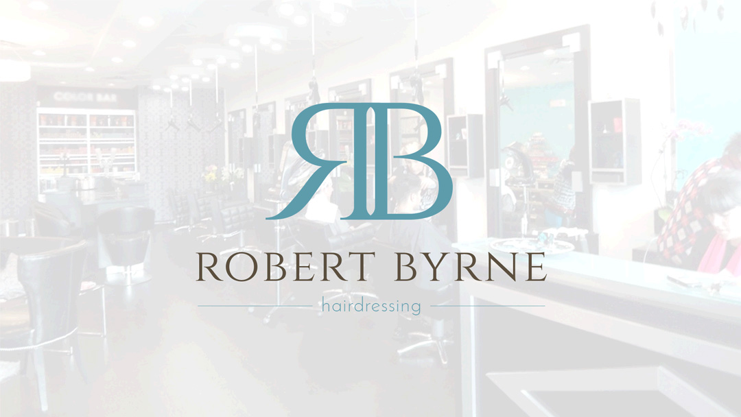 Other related project: Robert Byrne Hairdressing